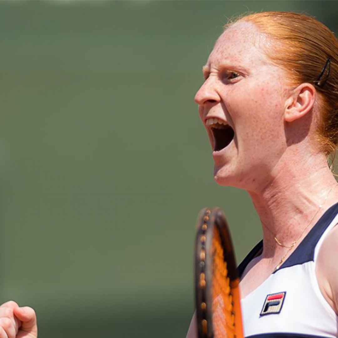 tennis grand slam alison van uytvanck