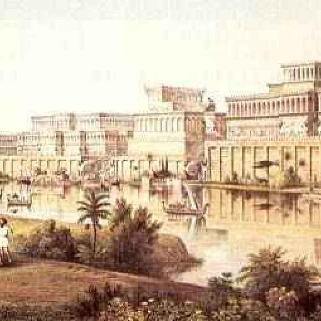 Mitologia sumera ed elenco dèi