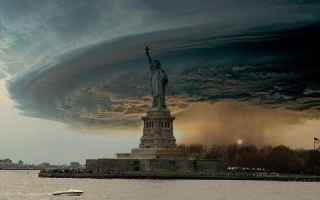 Meteo: uragani  usa  meteo