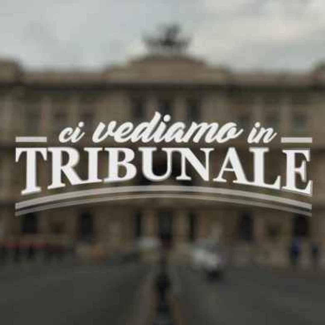 Ci Vediamo in Tribunale: su RAI 2 il nuovo programma co