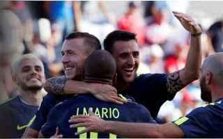 Serie A: inter  serie a  probabili formazioni