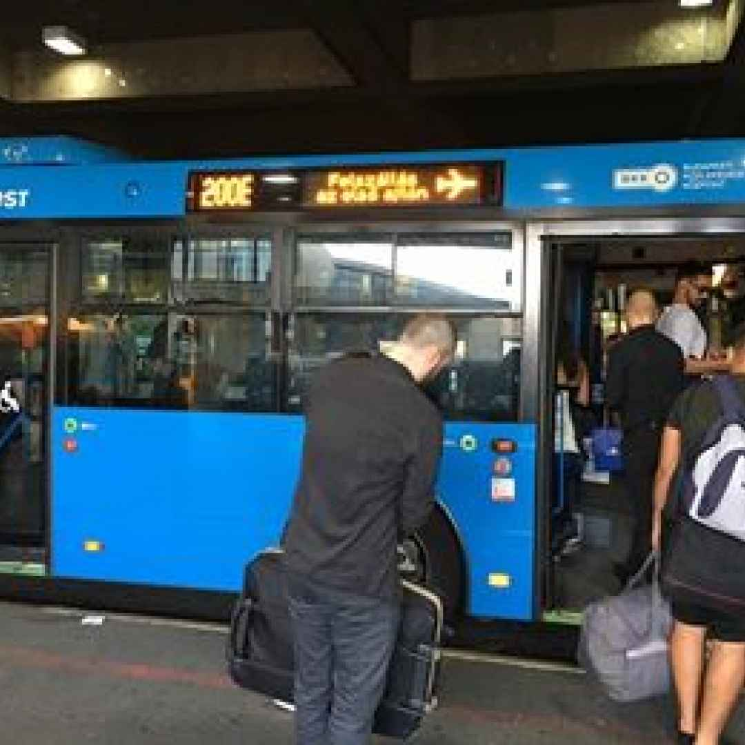 Facciamo qualche paragone: il trasporto pubblico a Budapest