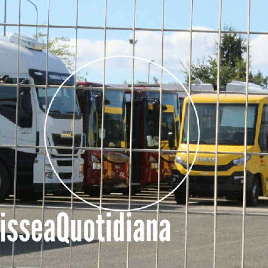 Che fine hanno fatto i 15 nuovi bus #Atac?