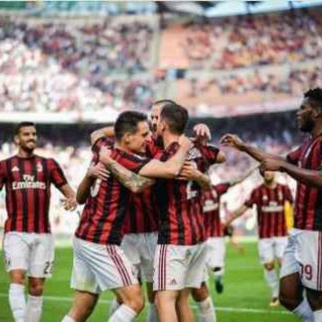 """Milan, moglie Bonucci:""""E"""