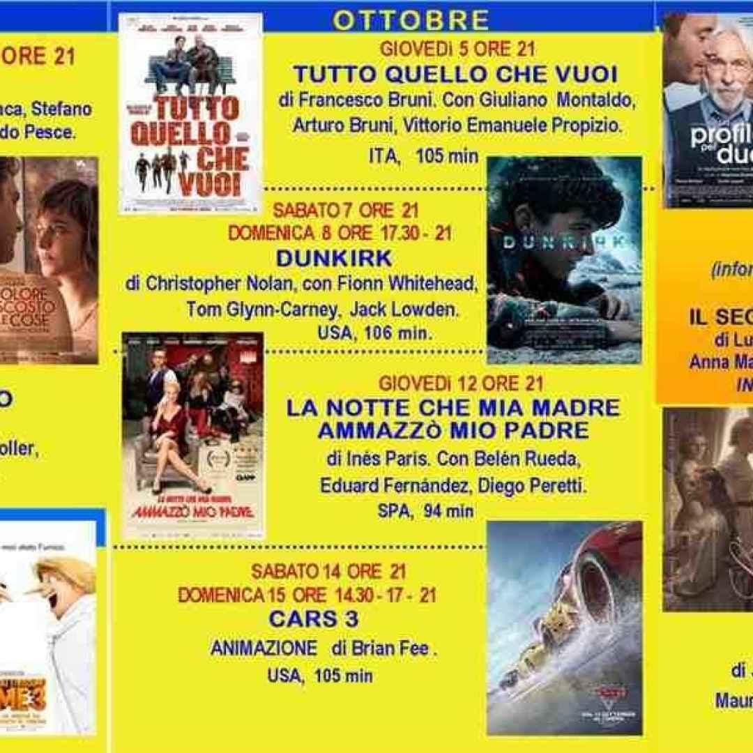 Riparte la programmazione del Cinema Moderno di Castel Bolognese (Ra), che quest