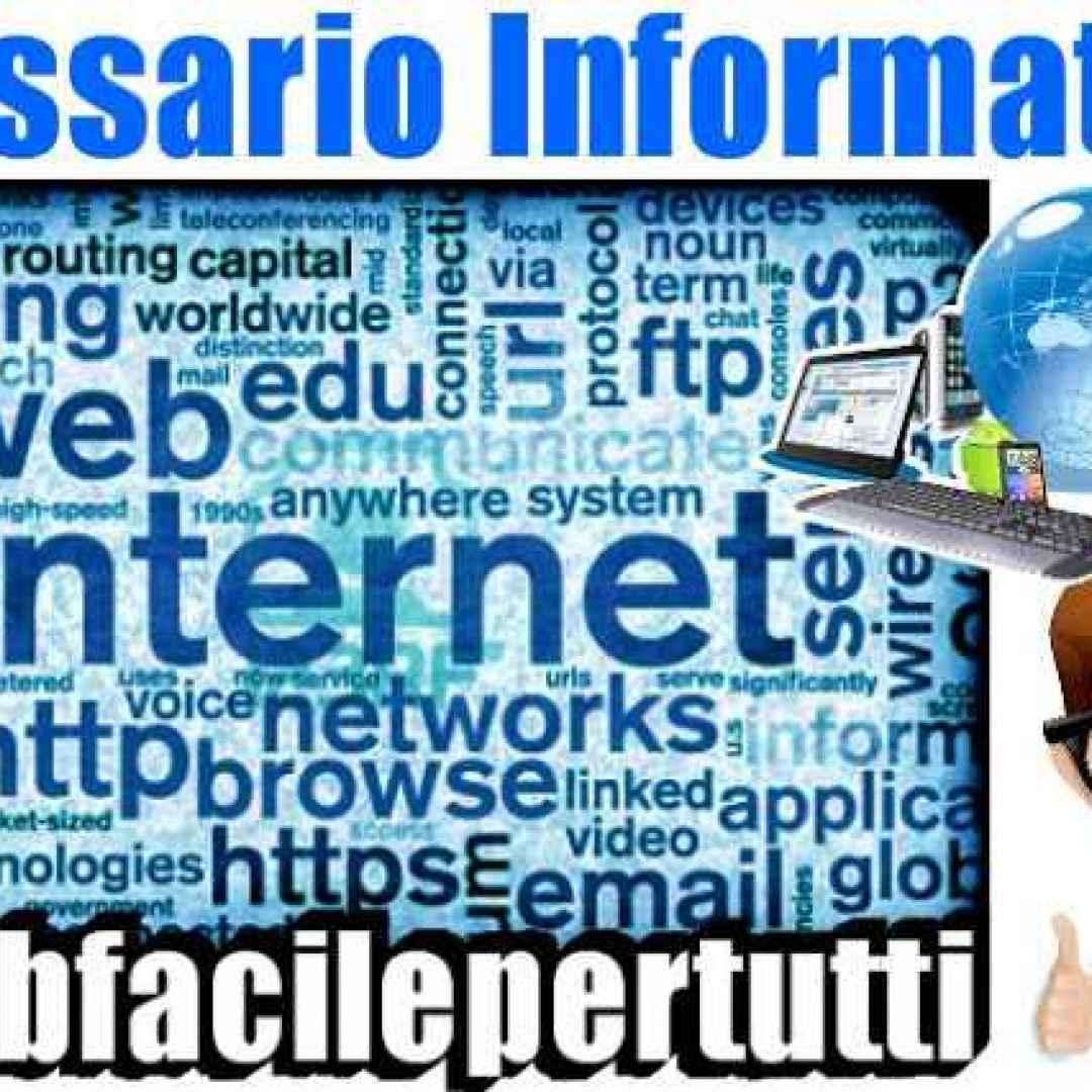 (Significato IPv6) Glossario Informatico