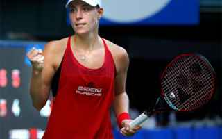 Tennis: tennis grand slam tokyo kerber