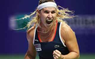 Tennis: tennis grand slam tokyo cibulkova