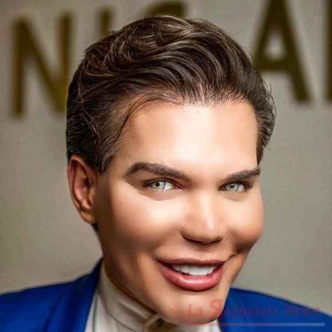 ken  barbie  plastica