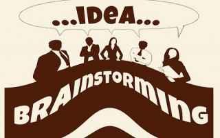 Cultura: brainstorming  tecniche creative