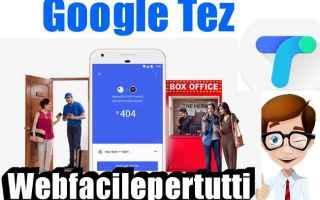 Google: app  google tez  pagamenti