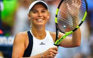 Tennis: tennis  grand slam wozniacki konta tokyo