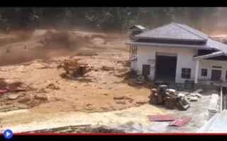 dal Mondo: dighe  disastri  laos  sud-est asiatico
