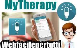 App: mytherapy app
