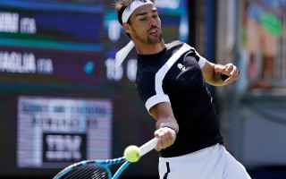 Tennis: tennis grand slam fognini san petersburg