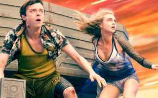 Cinema: cinema  valerian  fantascienza