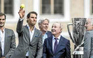 Tennis: tennis grand slam laver cup news