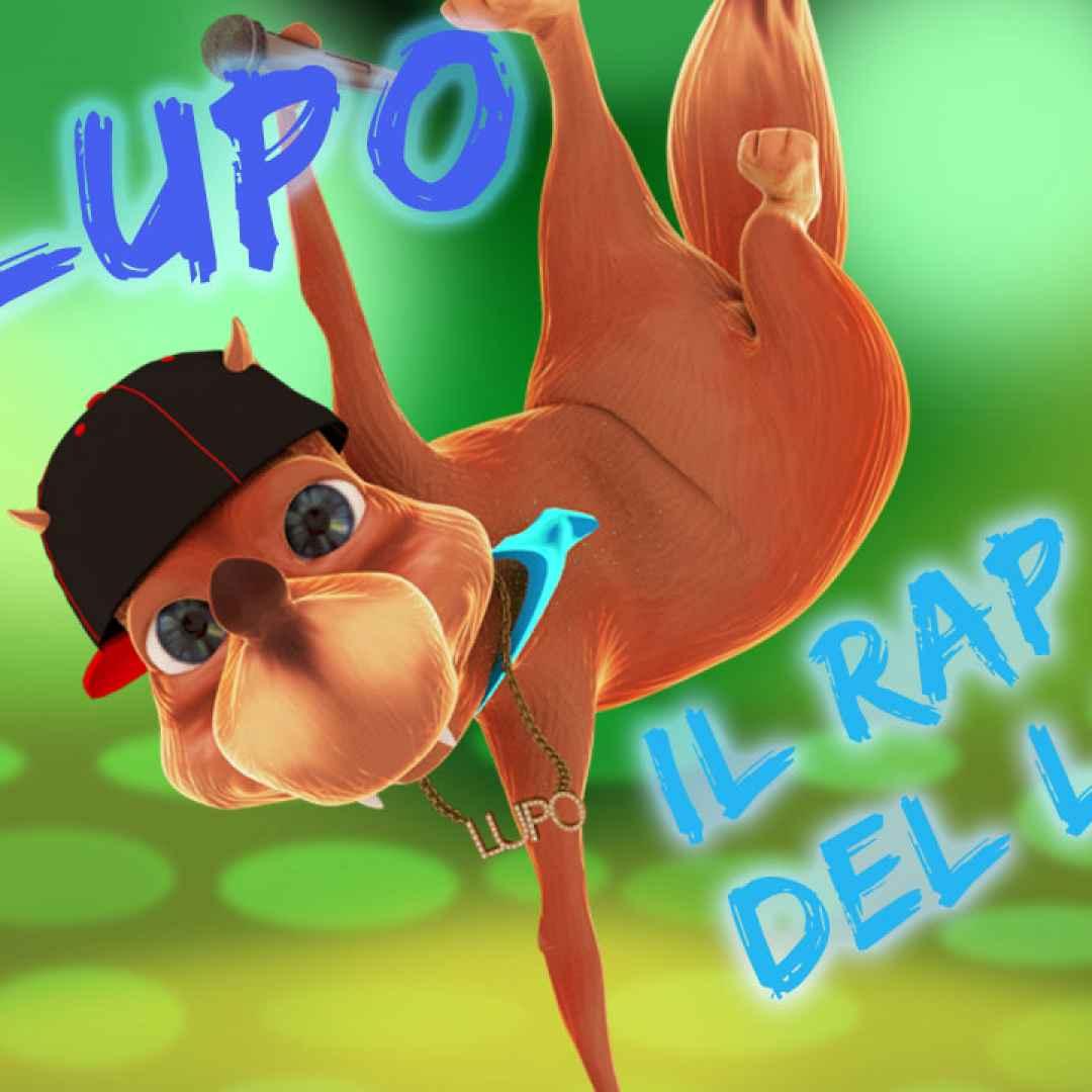 Lupo canta la sua vita il primo rap del lupo cartoni animati