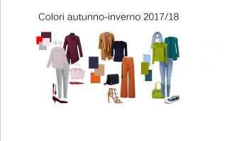 Moda: Guida alla shopping: colori autunno-inverno 2017/2018