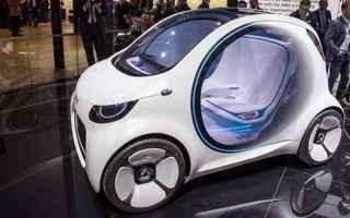 Automobili: francoforte  autosalone  smart
