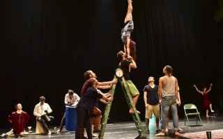 Torino: Torino: Passaggi, il 2 ottobre 2017, il primo spettacolo di circo flic