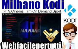 File Sharing: mihano  kodi  addon  iptv