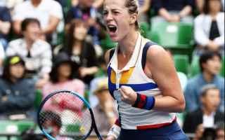 Tennis: tennis grand slam pavlyuchenkova tokyo