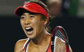 tennis grand slam zhang guangzhou