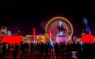 Viaggi: lione  festival  luci  francia  viaggi