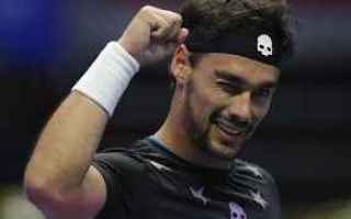tennis grand slam fognini finale