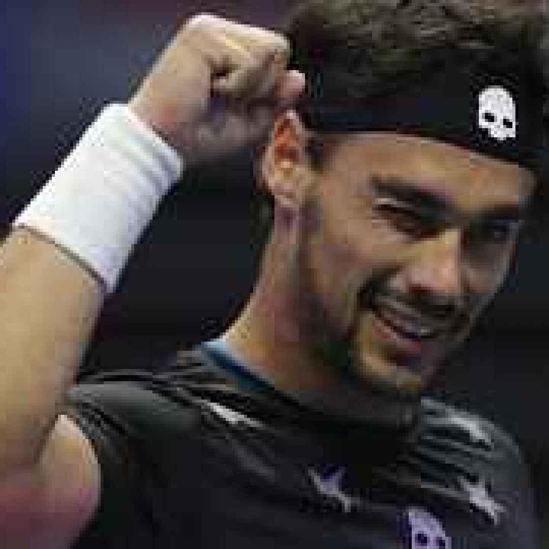 tennis grand slam fognini finale