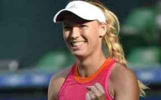 tennis grand slam caroline wozniacki