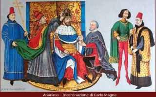 biografia  carlo magno  imperatore