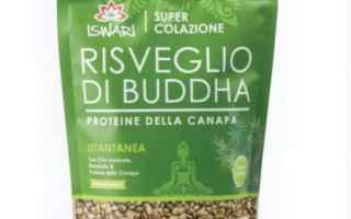 Alimentazione: risveglio di buddha proteine della canap
