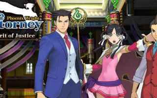 Mobile games: capcom phoenix wright android ios