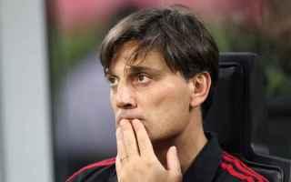 Serie A: ac milan  montella  rossoneri  serie a