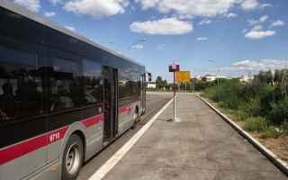 Linea 552, capolinea temporaneo a viale delle Gardenie<br /><br />A Centocelle, si apre oggi un ca
