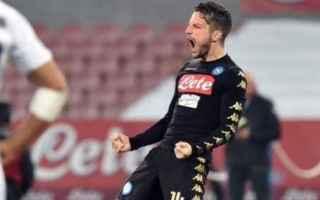 Serie A: napoli calcio mertens juventus