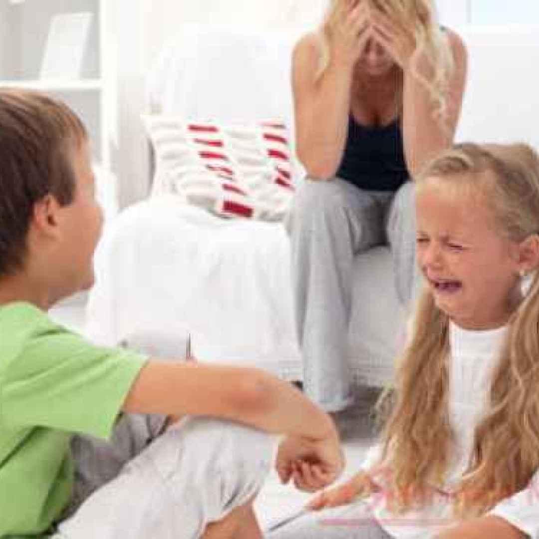 capricci  bambini  adolescenti