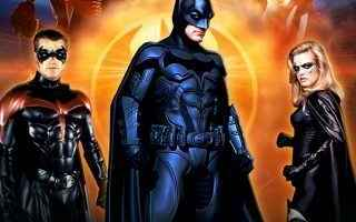 Cinema: batman cinema supereroi