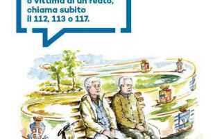 Notizie locali: sicurezza  anziani