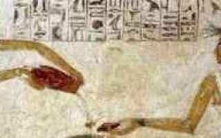Storia: antico egitto  birra