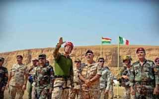 dal Mondo: alpini  mosul  iraq  praesidium
