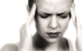 Medicina: cefalea  mal di testa  integratori