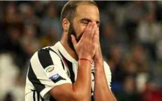 Champions League: juventus  higuain news  calcio