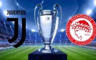 juventus  champions league  streaming
