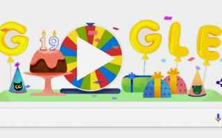 Dicono che la vita sia piena di sorprese, la storia di Google ne è zeppa. Diciannove anni fa, Larry