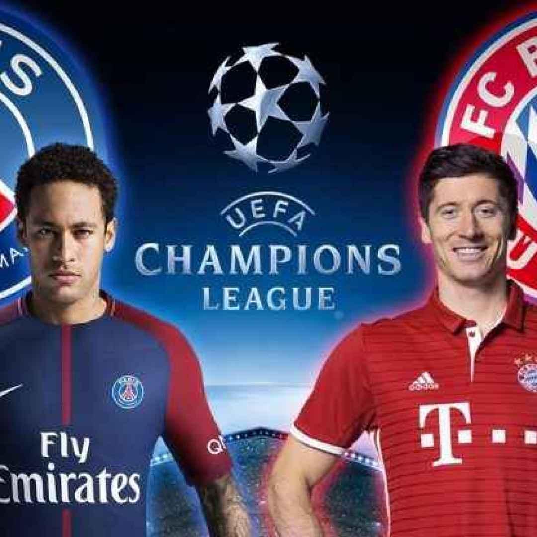 Bayern München Vs Psg Tv Sender Live Stream Fussball Isowse