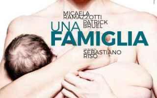 Cinema: una famiglia film cinema ramazzotti