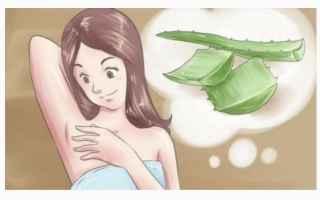 Bellezza: rimedi naturali  ascelle  sudore